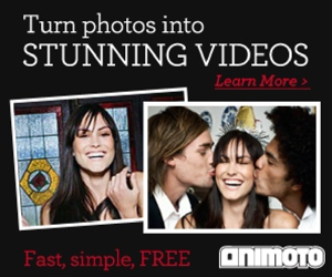 Create Stunning Animoto Videos