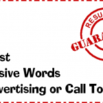 The Most Persuasive Words for Advertising